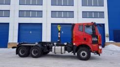 Продается FAW 3250 с мультилифтом HYVA. 8 600куб. см. Под заказ