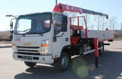 JAC N75. Новый JAC N80 с КМУ UNIC 373K от официального дилера в г. Иркутске., 3 760куб. см., 5 000кг., 4x2