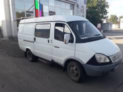 ГАЗ 2705. ГАЗ-2705, 2 500куб. см., 1 500кг., 4x2