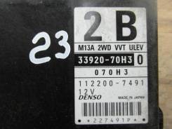 Блок управления двс Suzuki