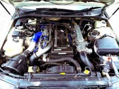 Двигатель в сборе. Toyota: Aristo, Mark II, Cresta, Supra, Chaser 2JZGTE, 1JZGE
