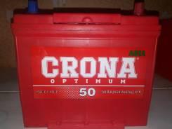 Crona. 50А.ч., Обратная (левое), производство Россия