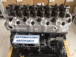 Двигатель в сборе (без навесного) 4D56 D4BH турбо