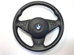 Руль. BMW 6-Series, E63, E64 BMW 5-Series, E60, E61 M47TU2D20, M57D30TOP, M57D30UL, M57TUD30, N43B20OL, N47D20, N52B25UL, N53B25UL, N53B30OL, N53B30UL...