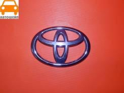 Эмблема решётки радиатора Toyota Land Cruiser