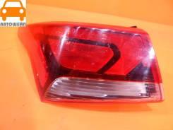 Фонарь левый Hyundai Solaris 2