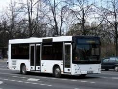 МАЗ. 206063 низкопольный городской автобус, 27 мест