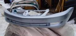Новый окрашенный бампер Mitsubishi Lancer IX 04-07г