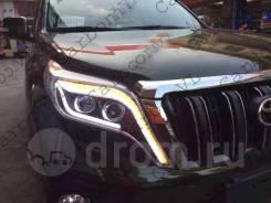 Фары Тюнинг Toyota Land Cruiser Prado 150 13+ GRJ150W