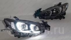 Фары Тюнинг Mazda Atenza / Mazda 6 12-15гг
