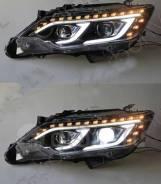 Фары Тюнинг в стиле Mercedes для Toyota Camry 50/55 15-17гг
