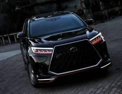 Фары (Тюнинг Комплект) Toyota Highlander (Xu50) 2016 - Н. В.