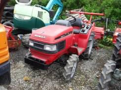 Honda. Трактор 18 лс, 4wd, 3 цилиндра, фреза, вом, 18 л.с.