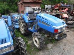 Iseki. Трактор 18л. с., 4wd, фреза, вом, 18 л.с.