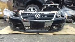 Бампер передний VW Passat B6