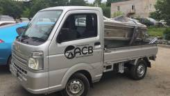 Suzuki Carry Truck. Продам грузовик, 660куб. см., 348кг., 4x4