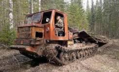 АТЗ ТТ-4. Трактор трелевочный тт4