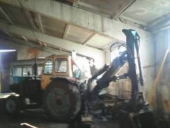 ЮМЗ 6. Трактор-петушок