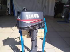 Yamaha. 5,00л.с., 2-тактный, бензиновый, нога S (381 мм), 2018 год. Под заказ