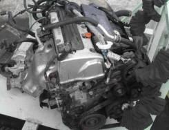 Двигатель K20A по запчастям