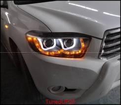 Оптика (фары) Toyota Highlander 2007-2010