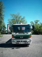 Hino Ranger. Продам грузовик с манипулятором HINO Ranger 2003 г. в. ДВС J08C, ОТС., 8 000куб. см., 7 700кг., 4x2