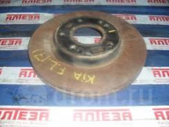 Диск тормозной Kia Cerato G4FC 2009-2013 передний