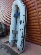 Наши лодки Патриот 310. двигатель без двигателя, 10,00л.с. Под заказ из Новосибирска