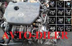 Двигатель Mazda 6 GH 2.5 L5 07-10
