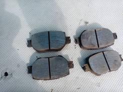 Тормозные колодки передние комплект