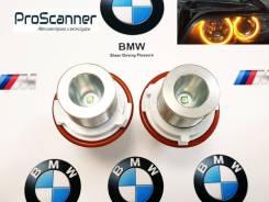 Ангельские глазки. BMW 7-Series, E65, E66, E67 BMW 6-Series, E63, E64 BMW 5-Series, E39, E60, E61 BMW X5, E53 M54B30, M57D30TU, M62B44TU, N62B44, N62B...