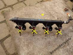 Топливная рампа Peugeot 1.4 16V VTi 757564580 BYD