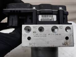 Блок абс CITROEN C4 II B7 1.6 VTi 120