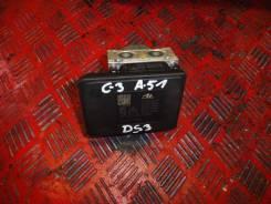 Блок абс Citroen C3 A51 DS3 *