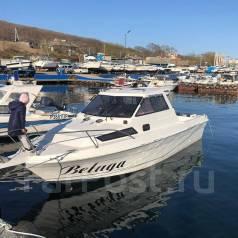 Аренда катера, рыбалка, отдых на островах. 8 человек, 45км/ч