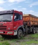 Амур. АМУР 633100 зерновоз с КМУ, 8 600куб. см., 20 000кг., 6x4