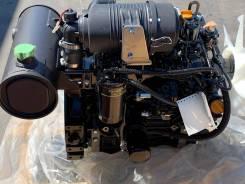 Двигатель в сборе. Komatsu: PC40, PC30, PC20, PC25, PC35, PC28 Hitachi ZX22. Под заказ