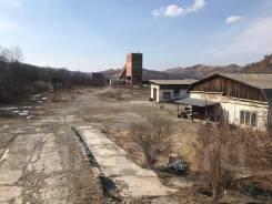 Продажа производственного земельного участка в п. Славянка. 29 543кв.м., собственность, электричество, вода. Фото участка