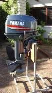 Yamaha. 30,00л.с., 2-тактный, бензиновый, 2015 год