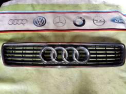 Решетка радиатора. Audi A4, 8D2, 8D5, B5 AGA, AAH, AWT, AMX, AKN, AVG, AQD, 1Z, AFN, AEB, AML, APU, ARG, AHL, APT, APS, ANB, ATW, ARM, ARK, ARJ, ADR...