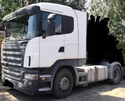 Scania R420. Scania r420, 12 000куб. см., 1 000кг., 4x2