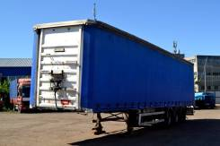 General Trailers. Полная штора General Trail 2002г., 28 000 кг.