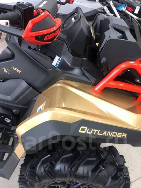 BRP Can-Am Outlander 1000R X MR. исправен, есть птс, без пробега