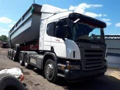 Scania P420. Седельный тягач -2010г., 11 700куб. см., 33 500кг., 6x4