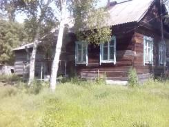 Продам земельный участок с домом, 130 км. от хабаровска. 1 500кв.м., собственность, аренда, электричество, вода