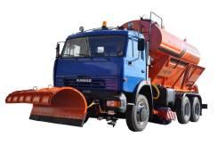 Регион 45. Комбинированные Дорожные Машины КДМ Р-65115