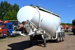 Viking. Полуприцеп-цистерна для сыпучих материалов(цементовоз) Vurmak , 27 890кг.