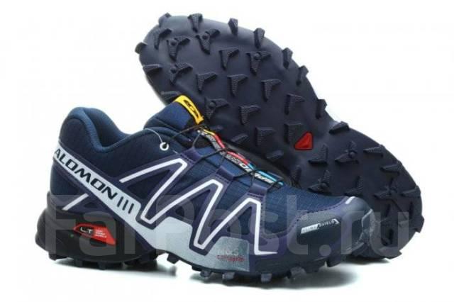 1a863746 Фирменные кроссовки Salomon Speedcross 3 - Обувь во Владивостоке