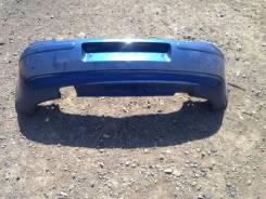 Бампер задний, синий VW GOLF IV GOLF 4