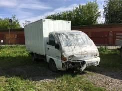Hyundai Porter. Продается грузовик после дтп., 2 200куб. см., 1 000кг.